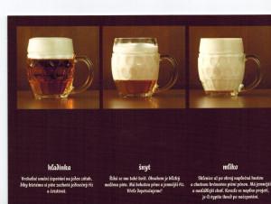 Pivo hladinka , šnyt mlíko28082015
